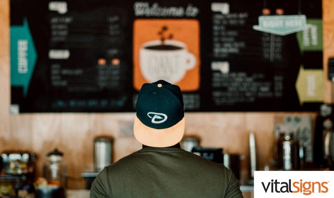 The benefits of digital menu boards