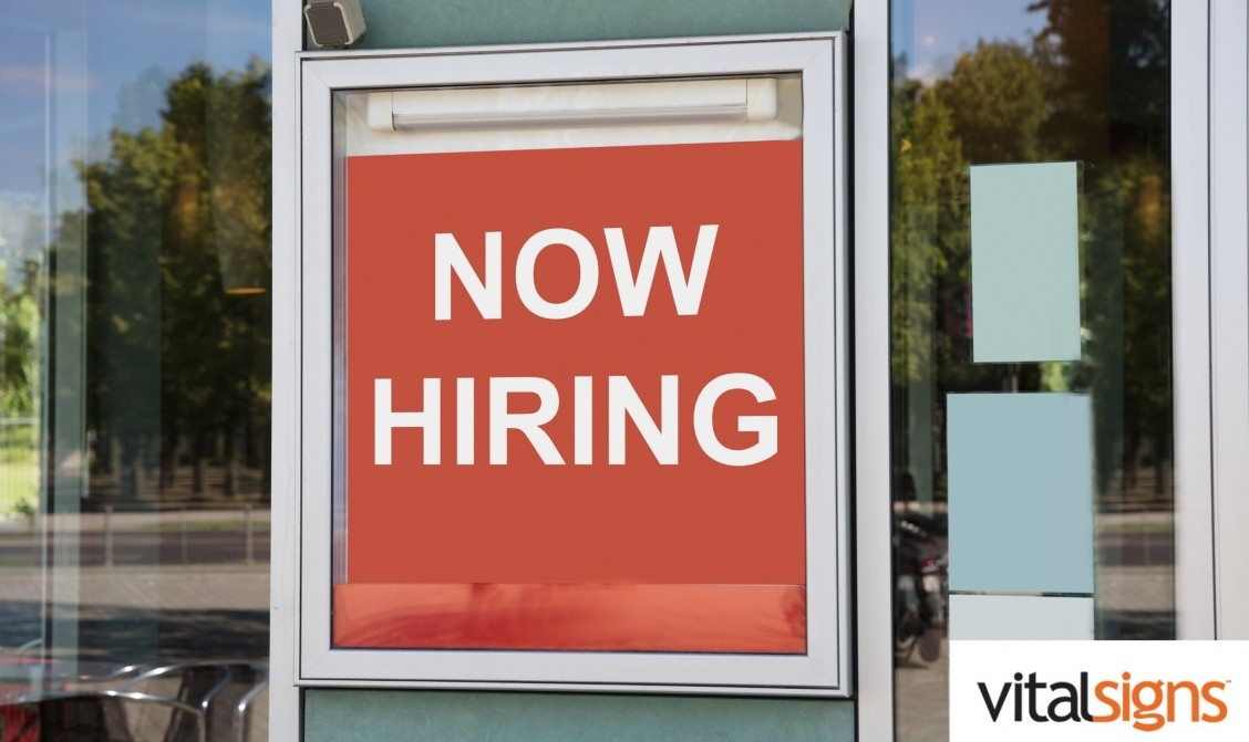 Six tips for creating hiring signage