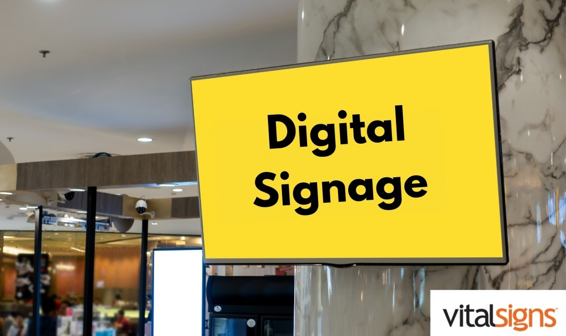 Digital signage: Is it the more sustainable option?