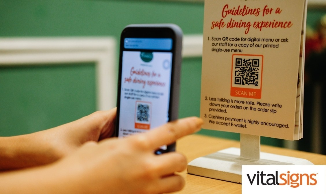 Ways to incorporate QR codes into your business signage