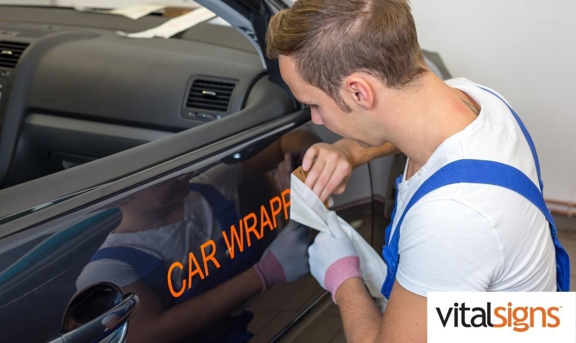 The benefits of vehicle wraps
